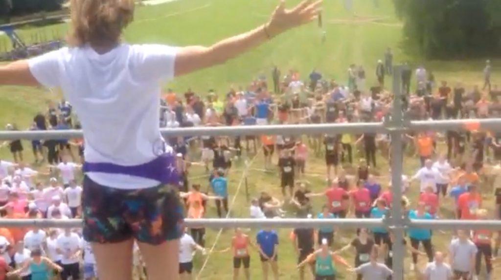 Video's van de eerste Local Heroes Obstacle Run!