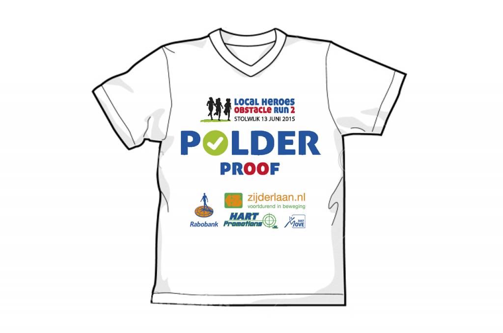 Jouw eigen LHOR 2015 t-shirt!