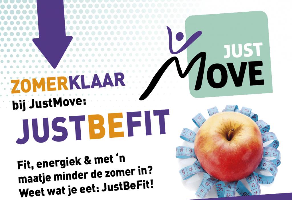Vanwege bewezen succes: JustBeFit gaat op herhaling!