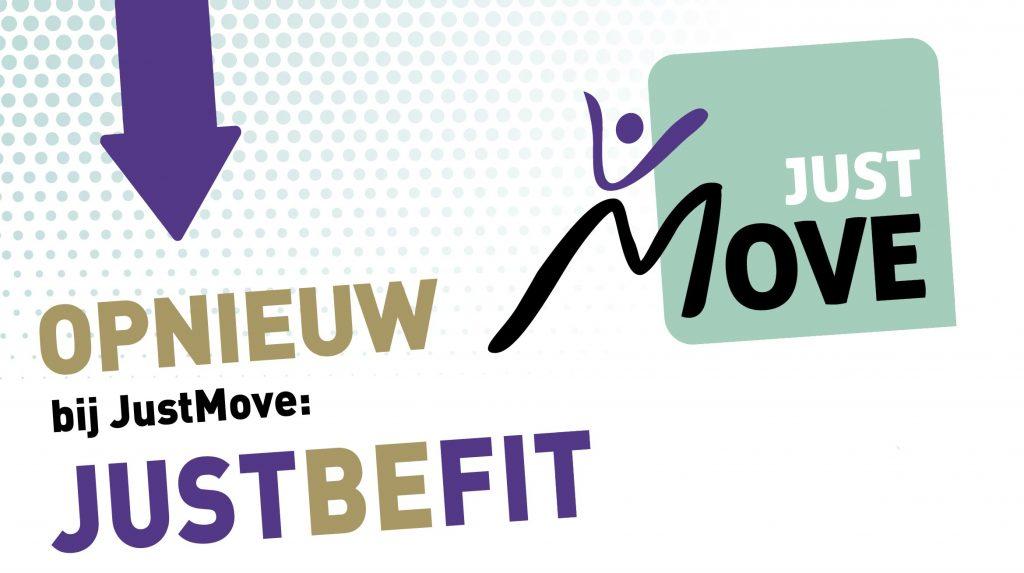 Opnieuw bij JustMove: JustBeFit