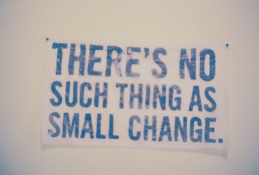 Verandering doet pijn